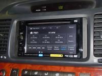 Фотография установки магнитолы Sony XAV-62BT в Toyota Camry