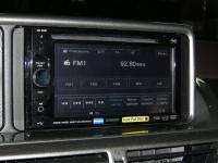 Фотография установки магнитолы Sony XAV-62BT в Toyota iQ