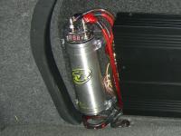 Установка Sound Quest CAP2M в Mitsubishi Lancer