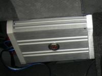 Установка усилителя DLS MA41 в Lada 2114