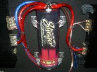 Установка Stinger SC201MB в Peugeot RCZ