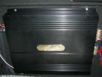 Установка усилителя DLS CA450i в Peugeot RCZ