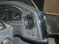 Установка акустики Morel Maximo Coax 4 в Honda Pacific Coast