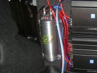 Установка Sound Quest CAP2M в Ford Focus 2