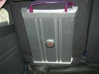 Установка усилителя DLS MA41 в Hyundai Getz