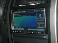 Фотография установки магнитолы Alpine IVA-W520R в Nissan X-Trail (T31)