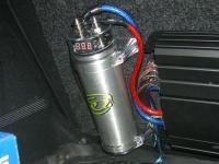 Установка Sound Quest CAP2M в Peugeot 308