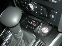Установка антирадара Escort Passport 8500ci Plus INTL в Audi A4 (B8)