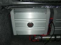 Установка усилителя DLS MA23 в Honda Accord