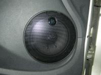 Установка акустики DLS B6A в Renault Logan