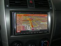 Фотография установки магнитолы Alpine INA-W910R в Toyota Corolla X
