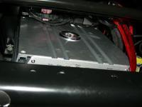 Установка усилителя DLS MA23 в Volkswagen Caravelle