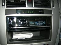 Фотография установки магнитолы Pioneer DEH-80PRS в Chevrolet Lacetti