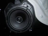 Установка акустики Morel Maximo Coax 6 в Citroen C4