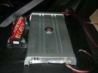 Установка усилителя DLS MAD11 в Chevrolet Cruze