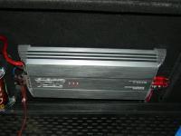 Установка усилителя MTX RT60.4 в Citroen C4