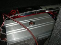 Установка усилителя DLS MAD11 в Ford Mondeo 4 (Mk IV)