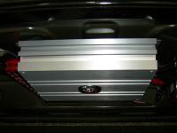 Установка усилителя DLS MA23 в Ford Mustang