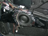 Установка акустики Morel Tempo 5 в BMW 5 (E39)
