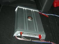 Установка усилителя DLS MA41 в Ford Focus 2