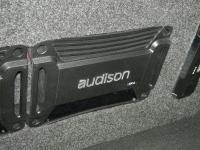 Установка усилителя Audison SR 1D в Renault Logan