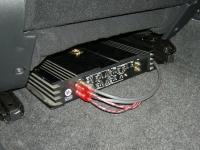 Установка усилителя DLS CA450i в Nissan Qashqai