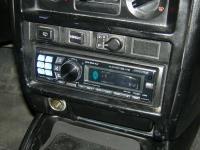 Фотография установки магнитолы Alpine CDA-117Ri в Subaru Impreza