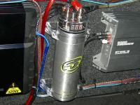 Установка Sound Quest CAP2M в Lada Priora