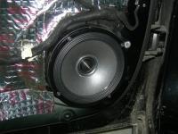 Установка акустики Alpine SPR-60C в Citroen C5