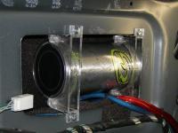 Установка Sound Quest CAP5M в Dodge Durango