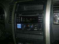 Фотография установки магнитолы Alpine CDE-W235BT в Nissan X-Trail (T31)