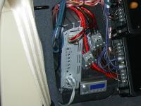 Установка усилителя DLS MAD11 в Audi A6 (C7)