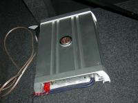Установка усилителя DLS MA41 в Volkswagen Jetta VI
