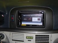 Фотография установки магнитолы Sony XAV-E60 в Hyundai NF Sonata