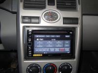 Фотография установки магнитолы Sony XAV-E60 в Lada Priora