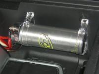 Установка Sound Quest CAP2M в Mitsubishi Pajero IV