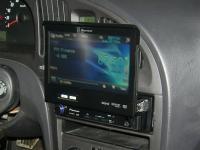Фотография установки магнитолы Pioneer AVH-5400DVD в Hyundai Elantra