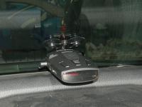 Установка антирадара StreetStorm STR-8040EX в Nissan Murano