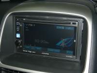 Фотография установки магнитолы Alpine IVE-W530BT в Honda CR-V (II)