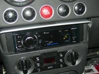 Фотография установки магнитолы Pioneer DVH-840AVBT в Audi TT