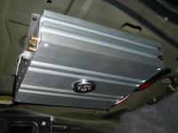 Установка усилителя DLS MA12 в BMW 5 (F10)