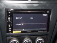 Фотография установки магнитолы Sony XAV-E60 в Nissan Almera Classic