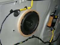 Установка акустики Morel Maximo Coax 6 в Suzuki Grand Vitara