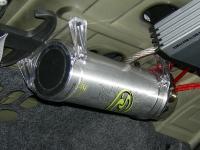 Установка Sound Quest CAP2M в Volkswagen Passat B6