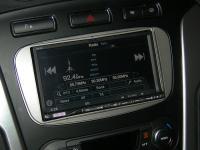 Фотография установки магнитолы Alpine ICS-X8 в Ford Mondeo 4 (Mk IV)
