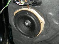 Установка акустики Morel Maximo 6 в Ford Galaxy