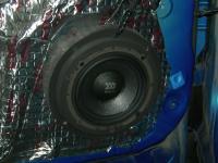 Установка акустики Morel Virtus 602 в Mazda CX-5