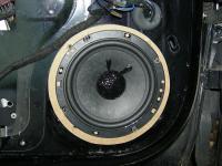 Установка акустики DLS B6A в Opel Corsa D
