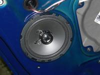 Установка акустики DLS M126 в Skoda Fabia