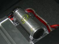 Установка Sound Quest CAP2M в Honda Civic 5D